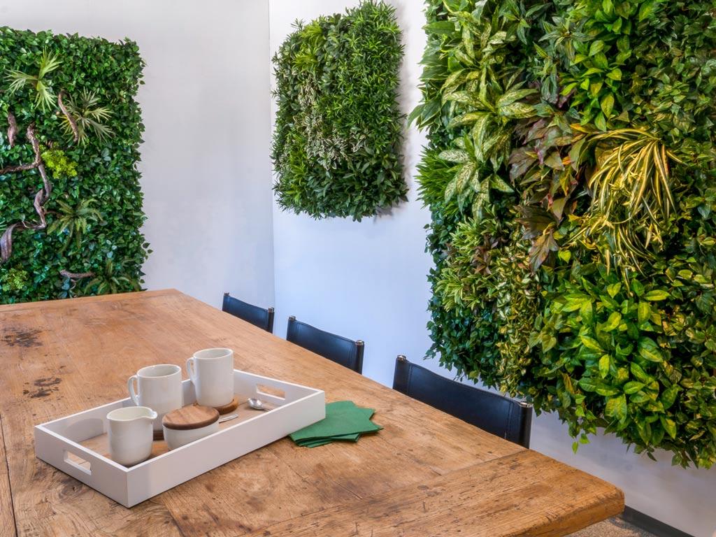 Interijer Zeleni Zid